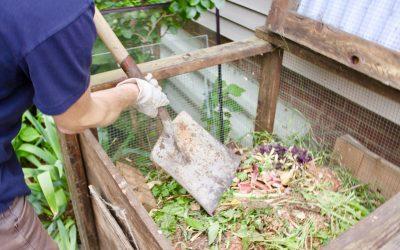 compostshovel